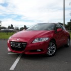 Honda CR-Z Review – 2012 Manual Sport, Passenger Front