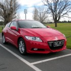 Honda CR-Z Review – 2012 Manual Sport, Parked