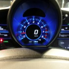 Honda CR-Z Review – 2012 Manual Sport, Blue Speedometer