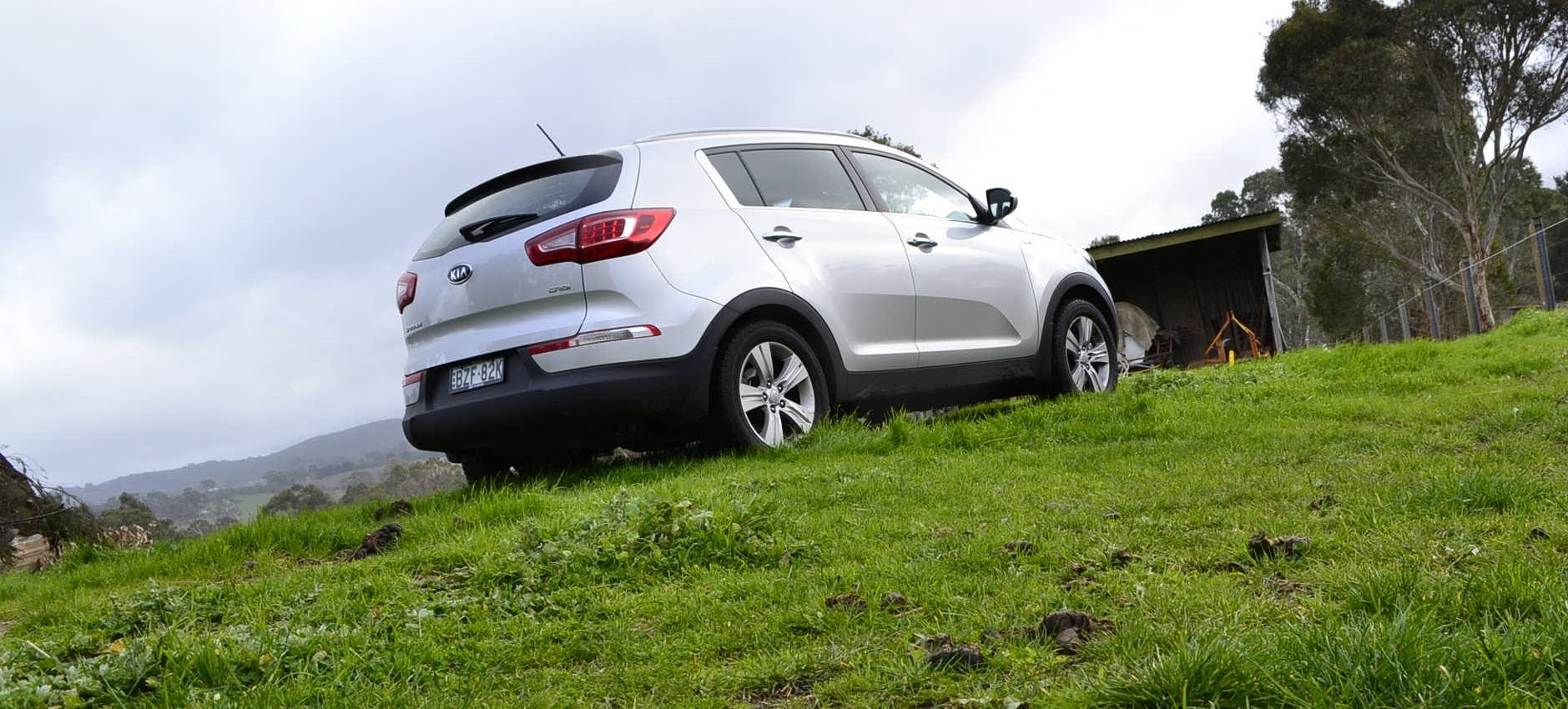 kia sportage review 2012 sli diesel automatic. Black Bedroom Furniture Sets. Home Design Ideas