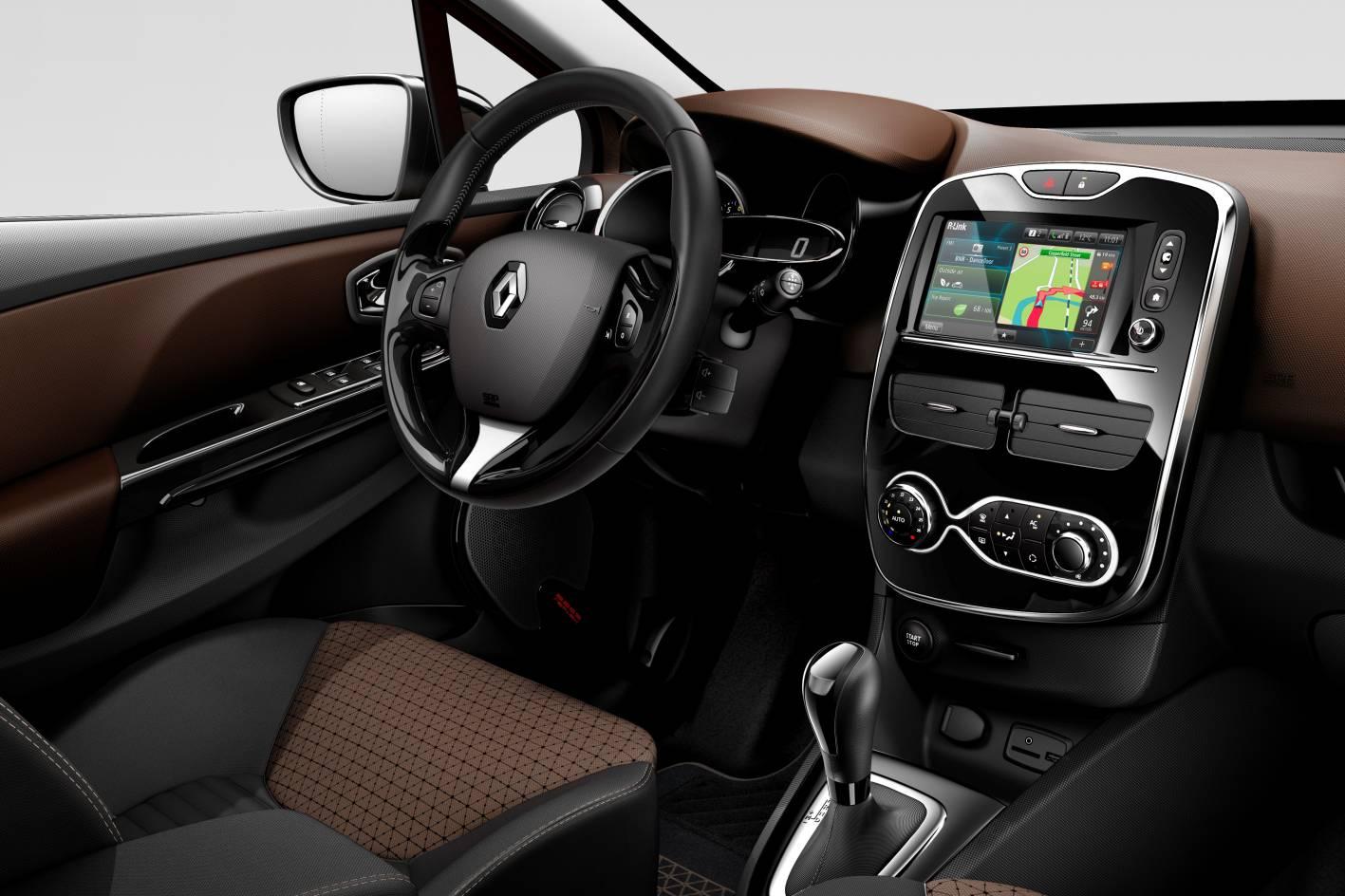 2012 Renault Clio 4 Interior 5 Forcegt Com