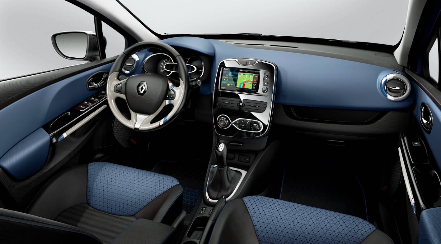 2012 renault clio 4 interior 6. Black Bedroom Furniture Sets. Home Design Ideas