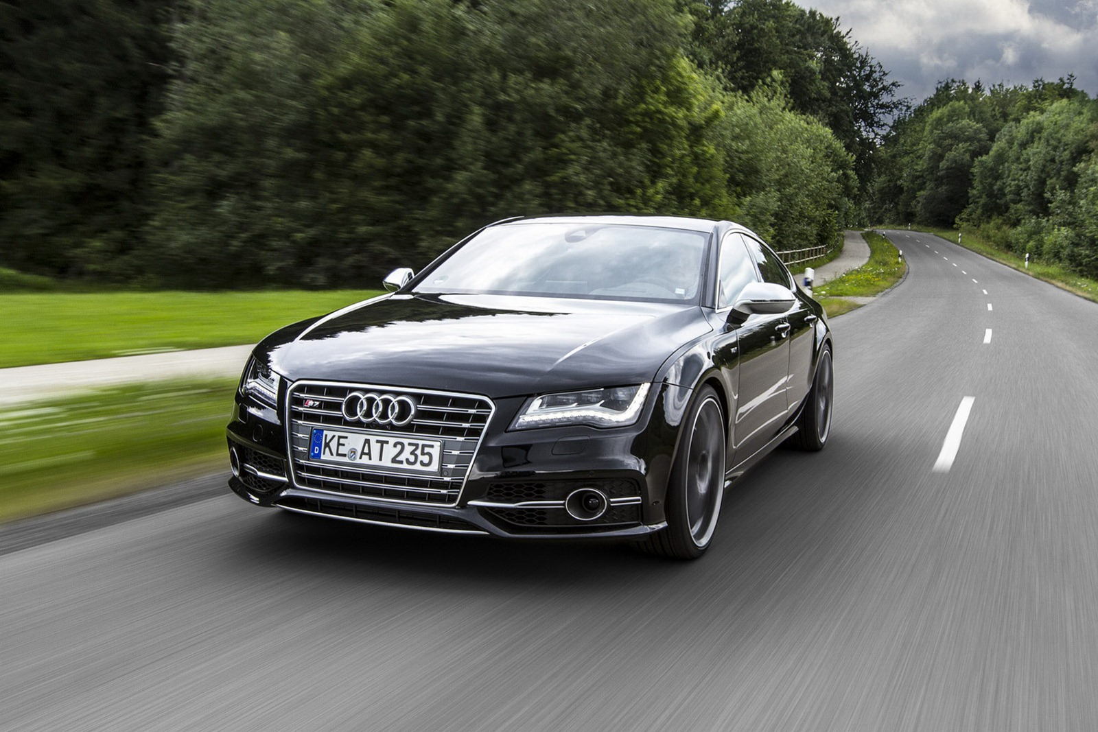 abt sportsline tuned audi s7 sportback with over 510 horsepower. Black Bedroom Furniture Sets. Home Design Ideas