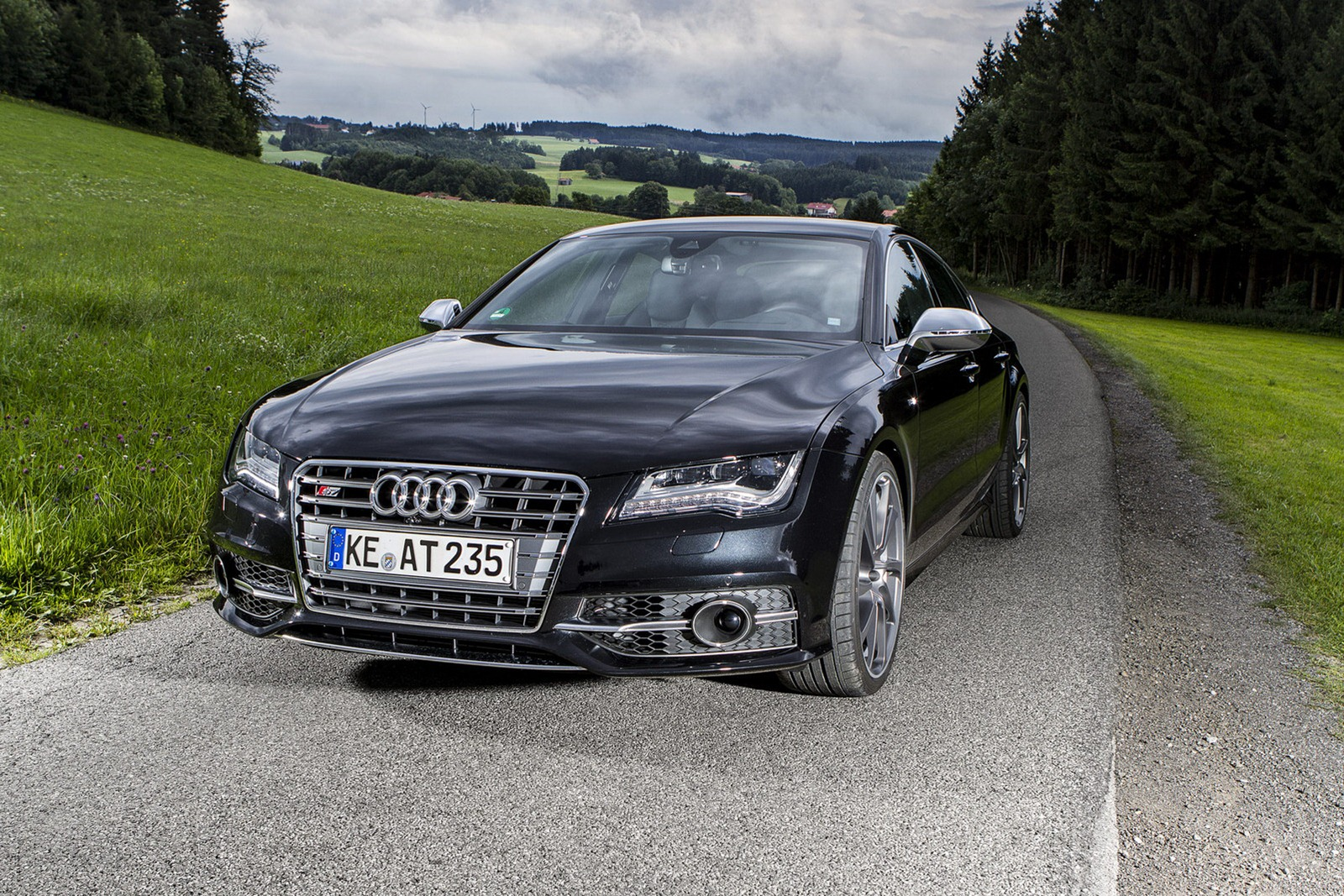 ... tuned Audi S7 Sportback with over 510 horsepower - ForceGT.com