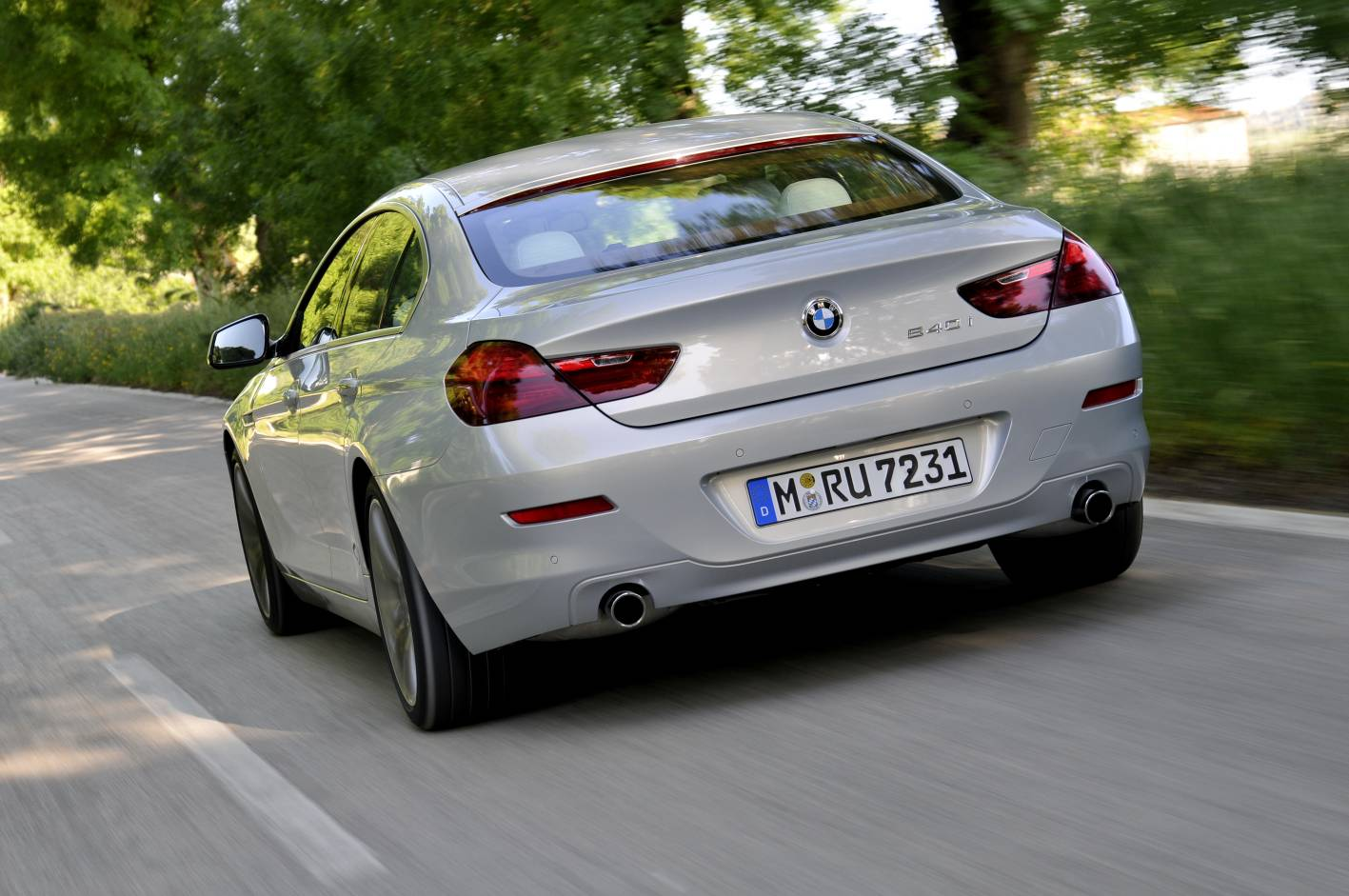 bmw 6 series gran coupe 3. Cars Review. Best American Auto & Cars Review
