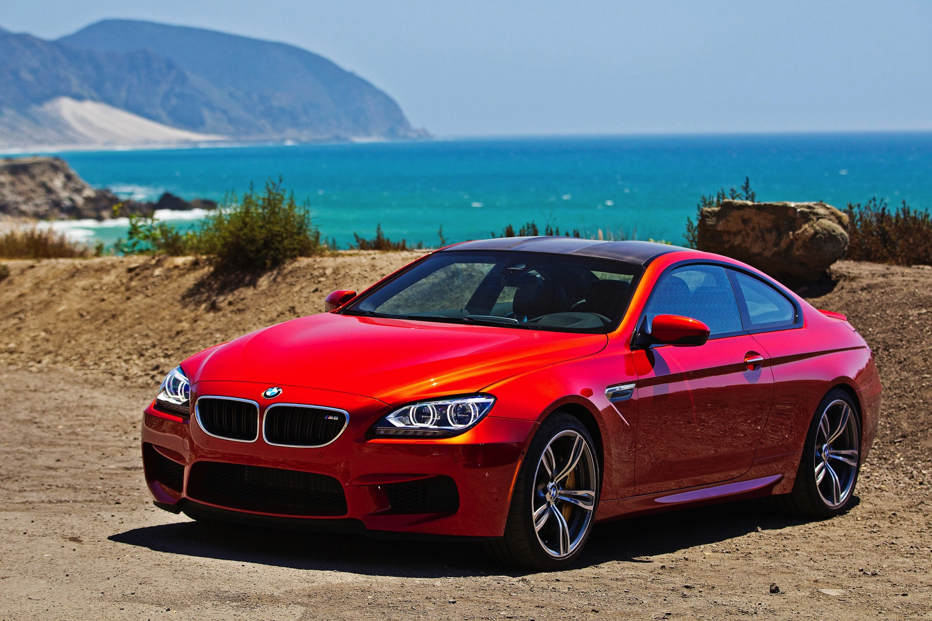 2013 Bmw M6 Coupe F13 North America Launch And