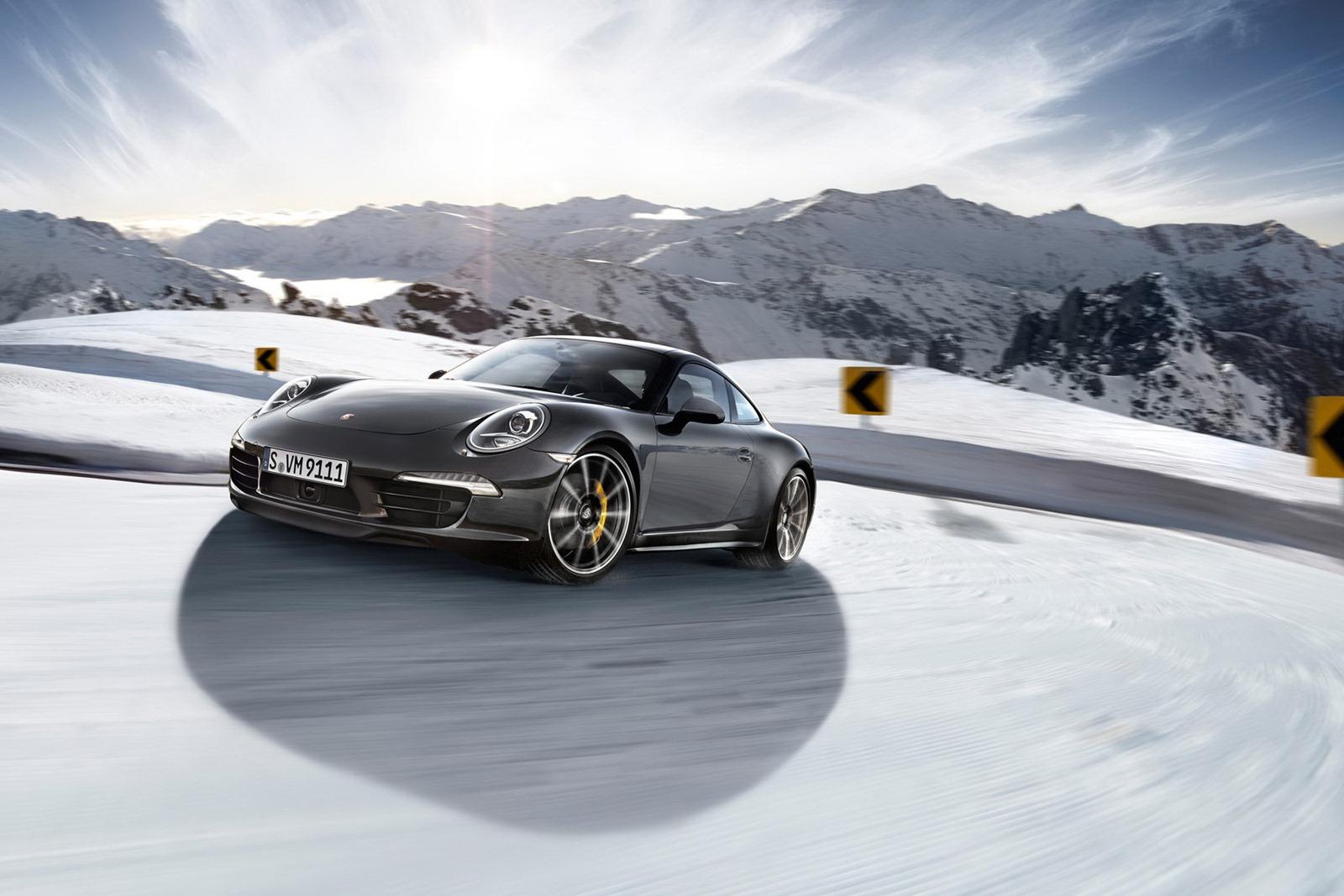 New Porsche 911 Carrera 4 Lighter Faster More Agile