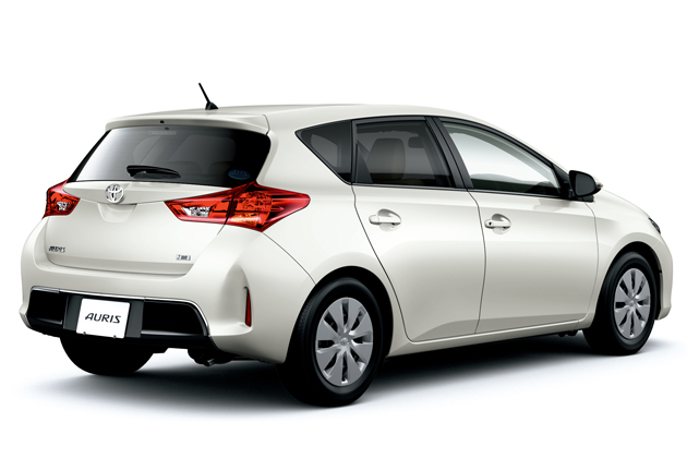 2013 toyota corolla auris photo 13. Black Bedroom Furniture Sets. Home Design Ideas