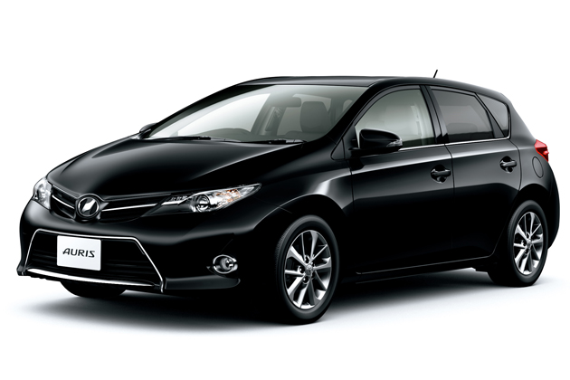 2013 toyota corolla auris photo 8. Black Bedroom Furniture Sets. Home Design Ideas
