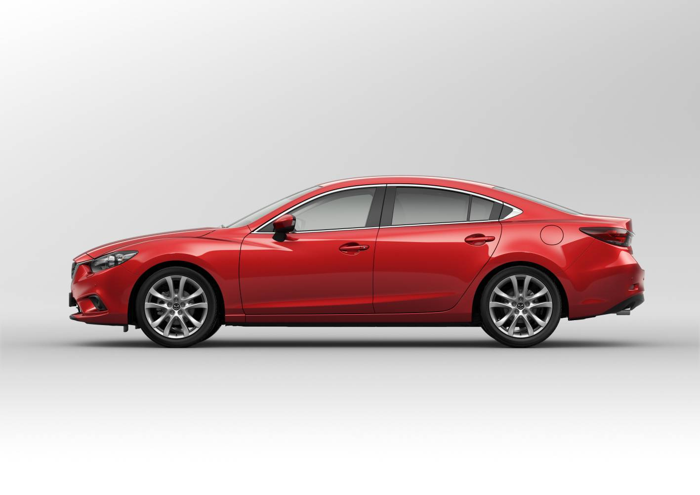 2013 mazda6 sedan premieres at moscow motor show. Black Bedroom Furniture Sets. Home Design Ideas