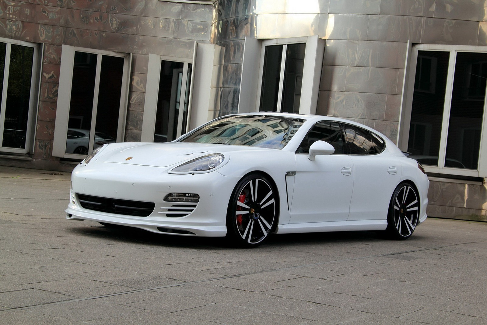501 hp Porsche Panamera GTS tuned by Anderson Germany  ForceGTcom