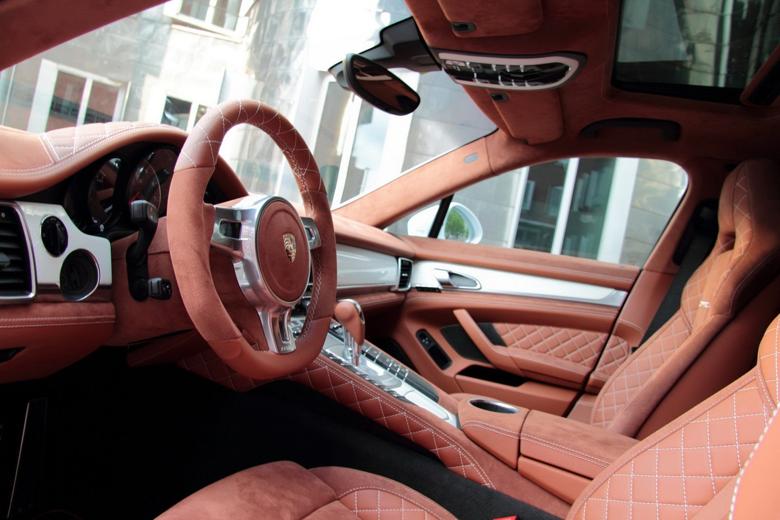 501 hp porsche panamera gts tuned by anderson germany. Black Bedroom Furniture Sets. Home Design Ideas