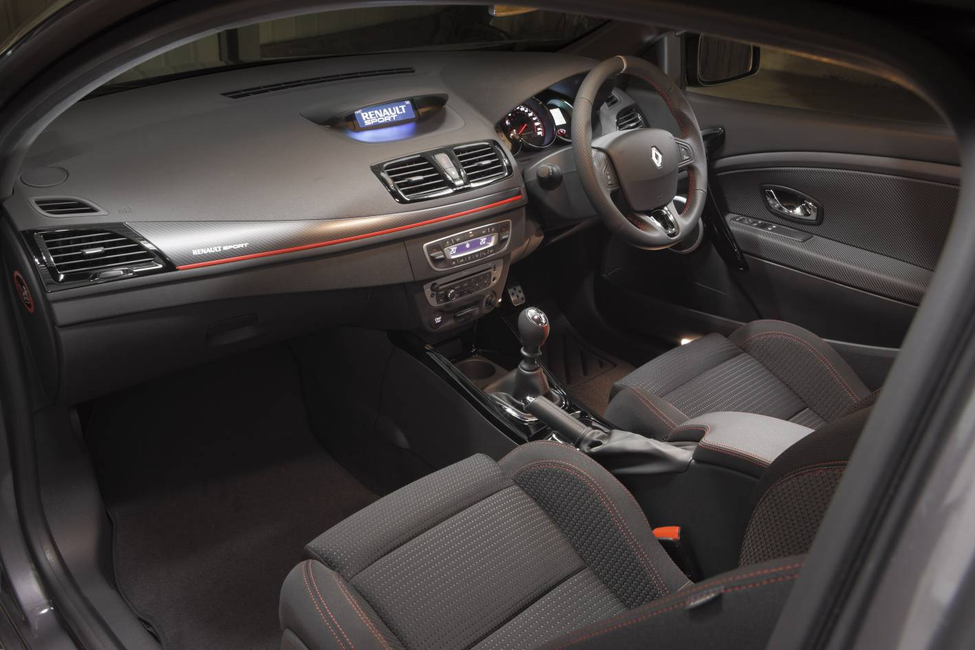 Renault Megane rs 265 Interior 2015 Renault Megane rs 265