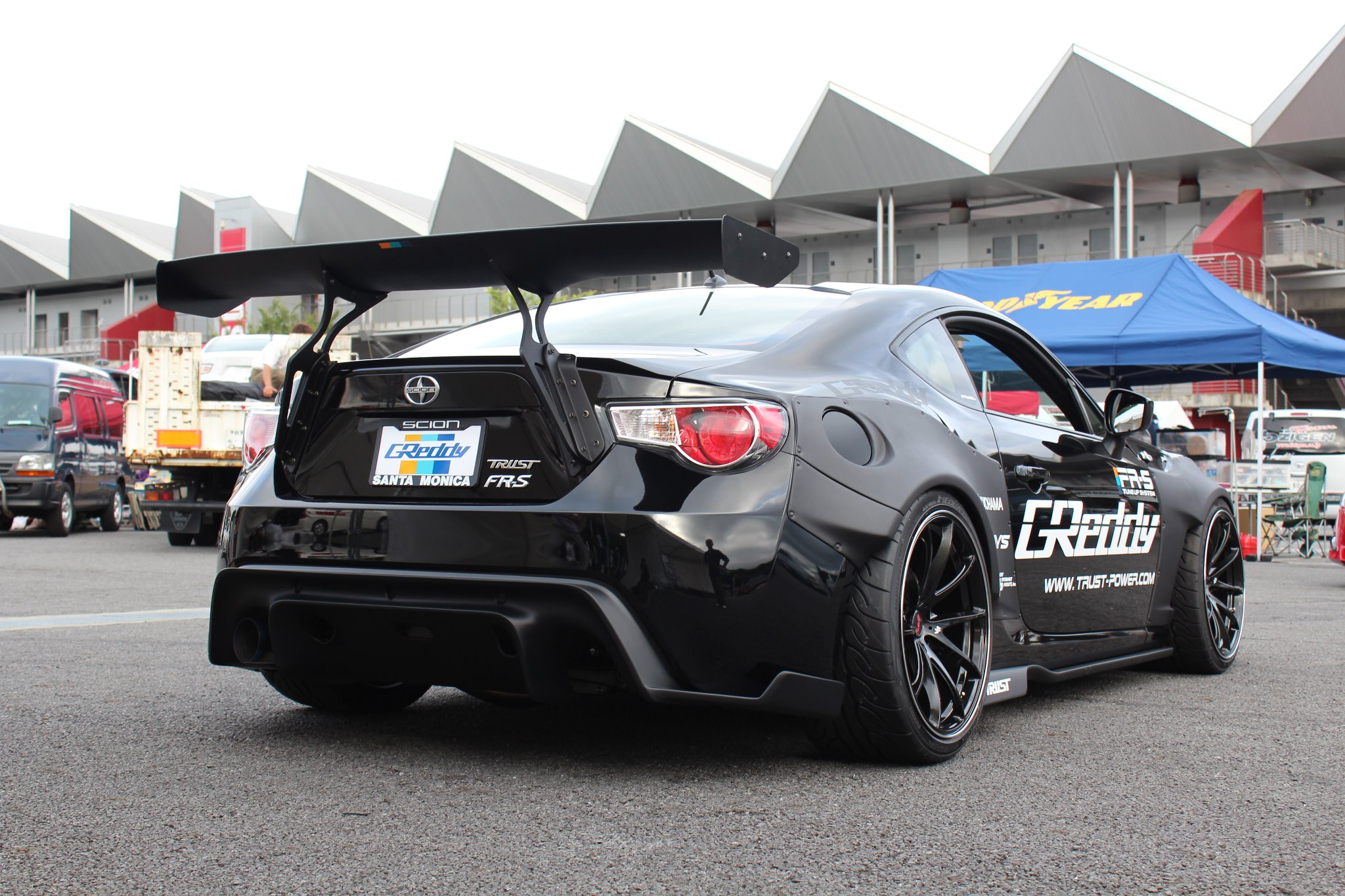 Toyota Tuning Greddy Trust 86 Quot Rocket Bunny Widebody Kit Quot