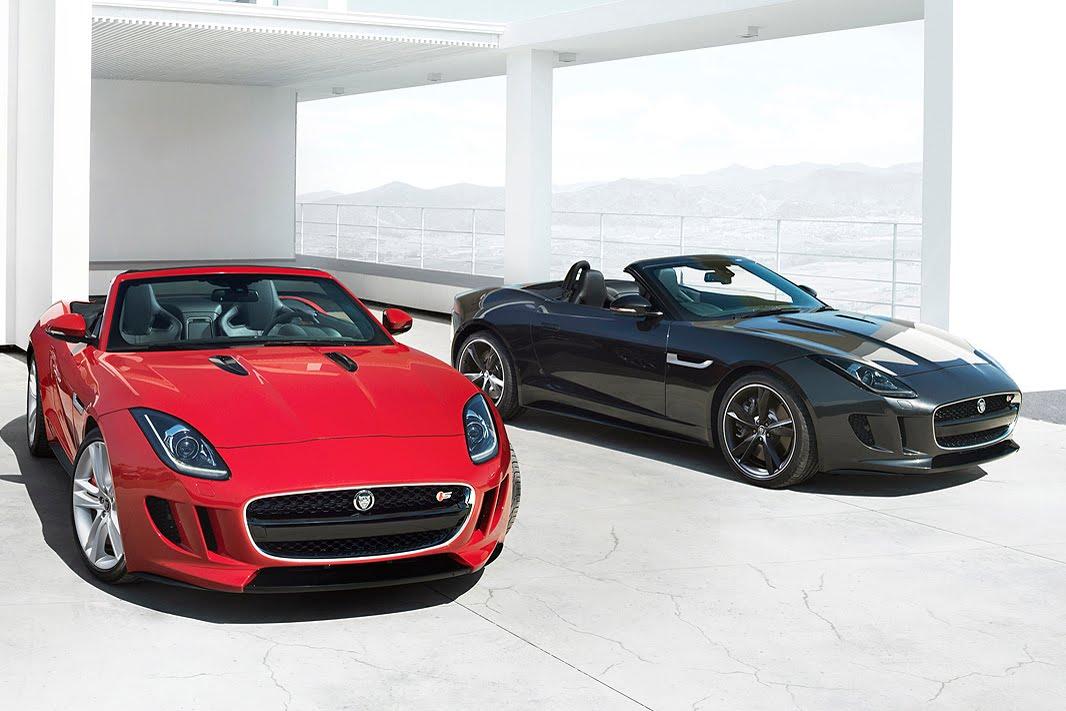2013 Jaguar F-Type off...