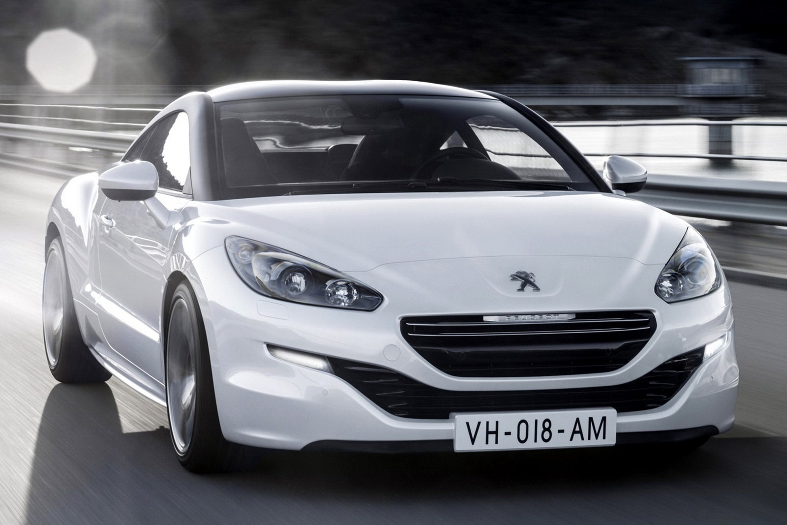 2013 peugeot rcz coupe 7. Black Bedroom Furniture Sets. Home Design Ideas