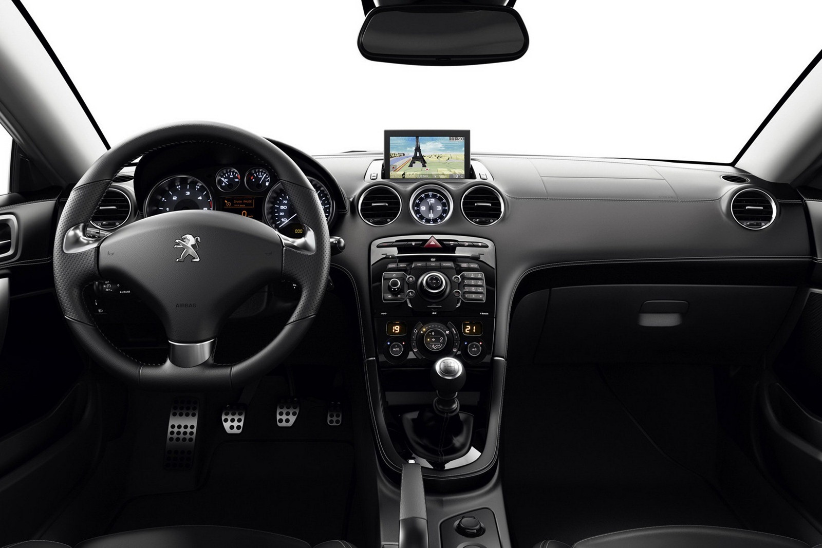 2013 peugeot rcz coupe interior. Black Bedroom Furniture Sets. Home Design Ideas