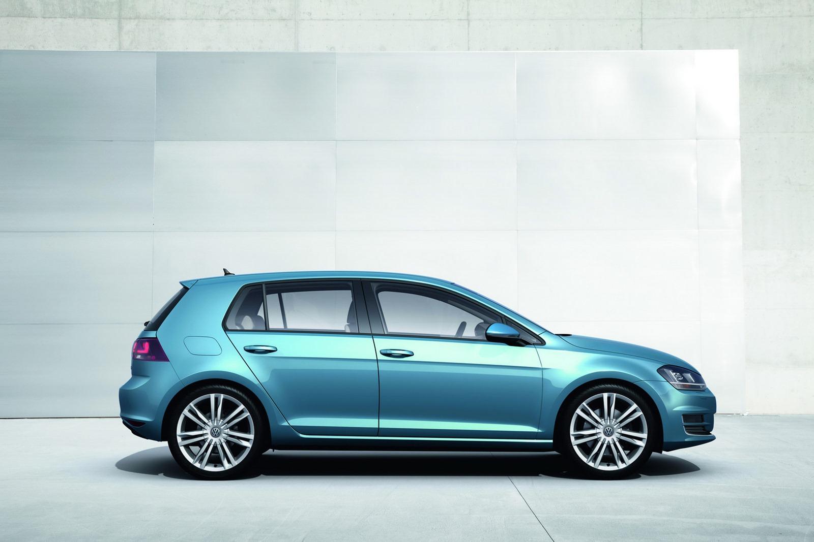 Golf R Vs Gti >> Volkswagen Cars - News: 2013 Mk7 Golf Revealed