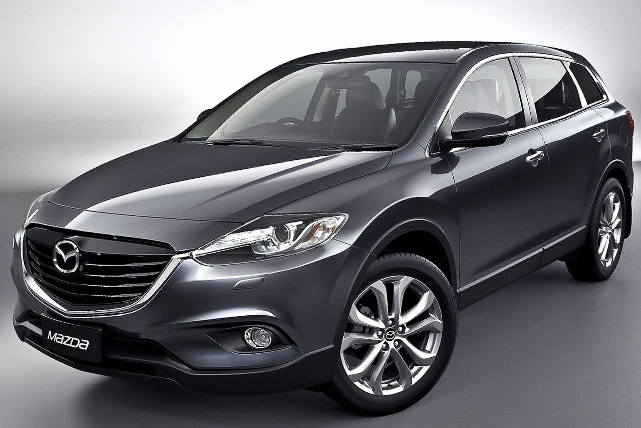 2013 mazda cx 9 to premiere at australian international motor show. Black Bedroom Furniture Sets. Home Design Ideas