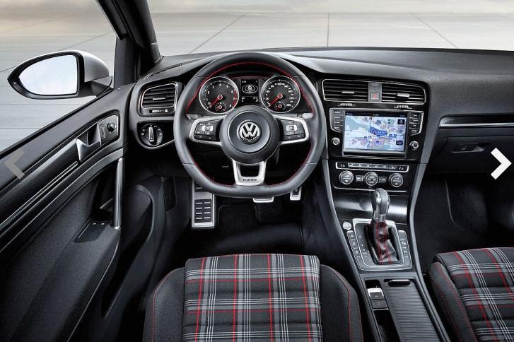 Volkswagen Cars News Mk7 Golf Gti Revealed Ahead Of Debut