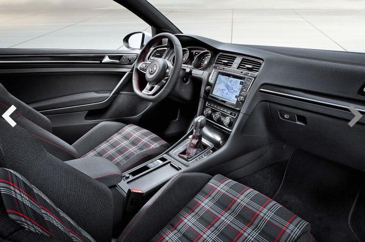 Golf Gti Top Gear >> Volkswagen Cars - News: Mk7 Golf GTI revealed ahead of debut