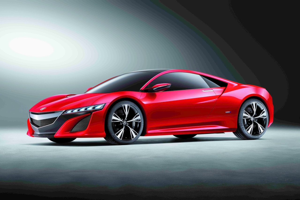 Next Generation Honda NSX in Production in 2014 - ForceGT.com