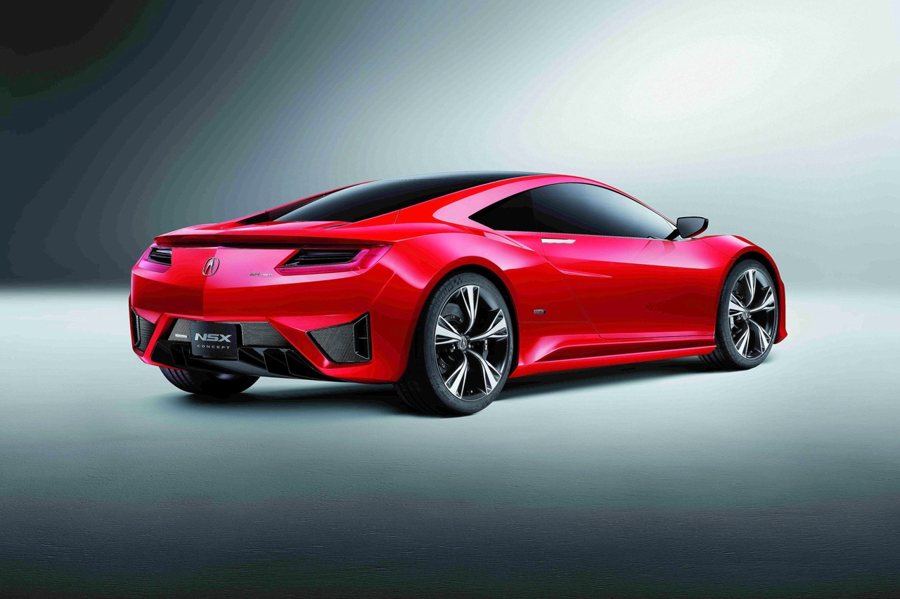 Next Generation Honda Nsx In Production In 2014 Forcegt Com