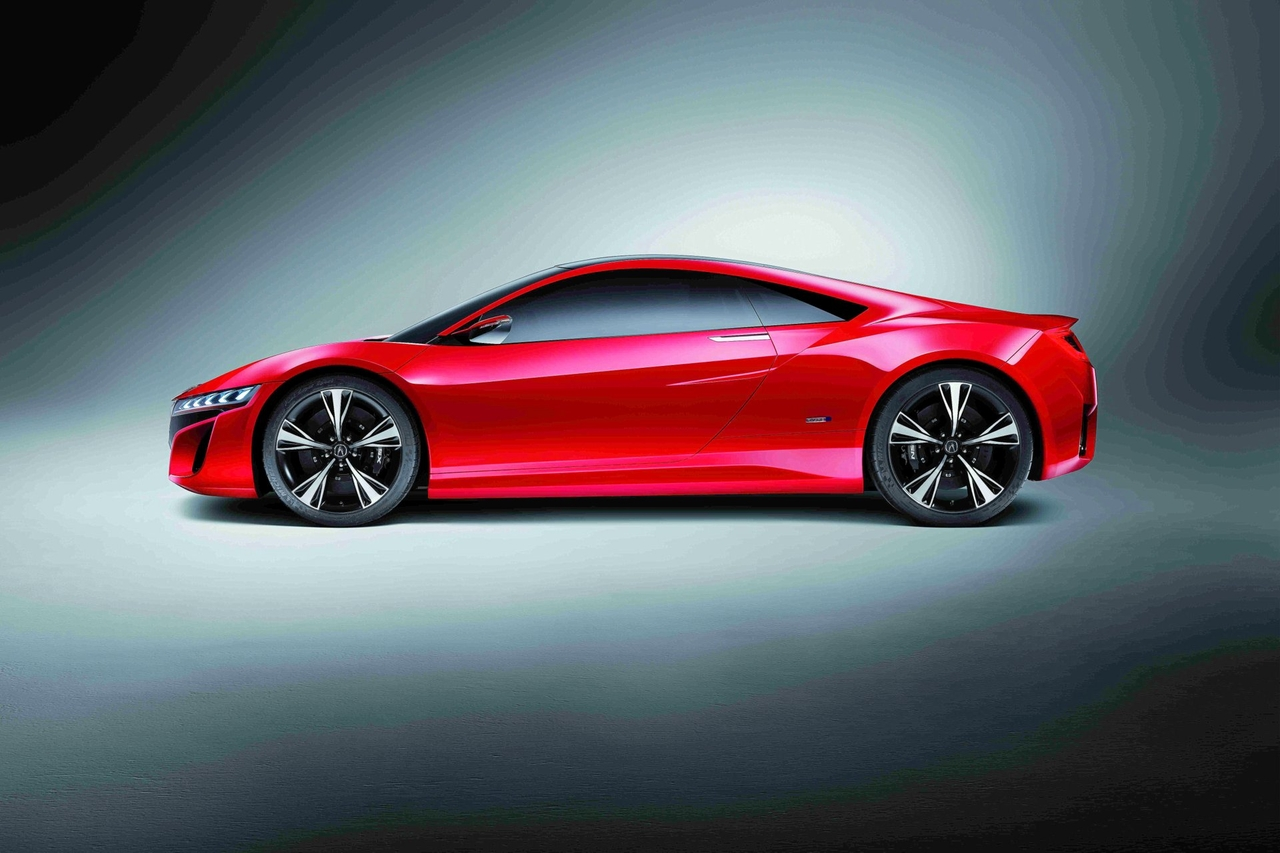 Next Generation Honda NSX In Production In 2014