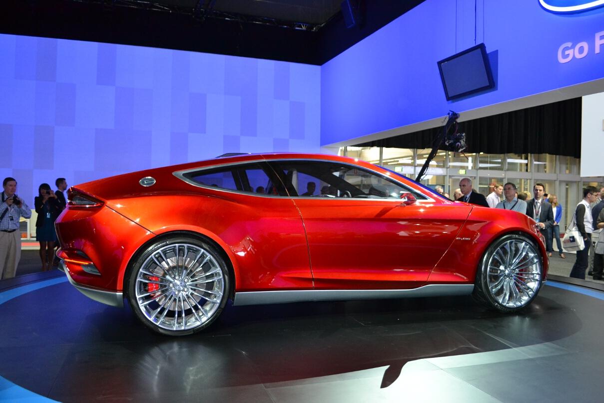 Ford Cars News Evos Concept