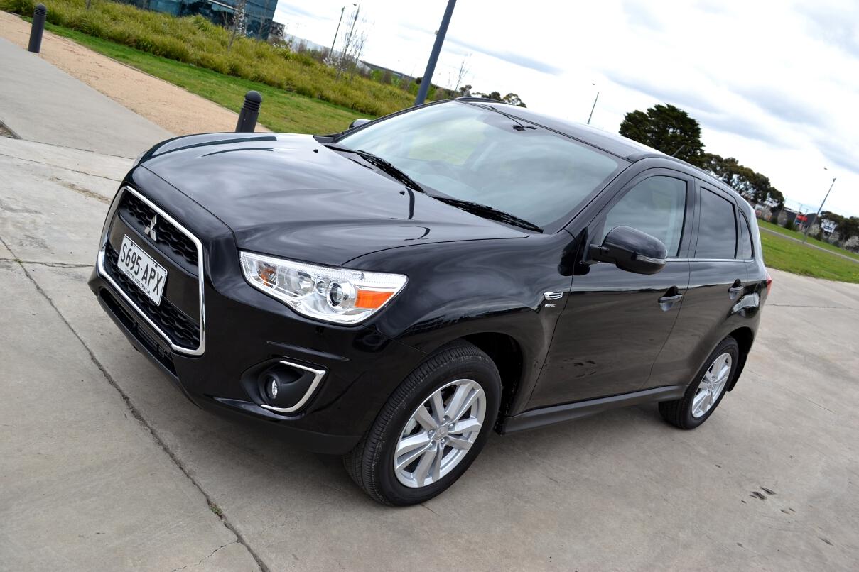 Mitsubishi Asx Review 2012 Asx Diesel