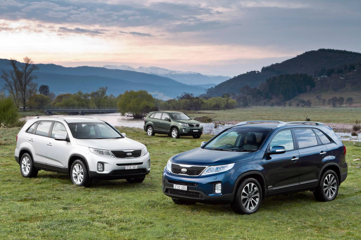 The new updated Kia Sorento has reached Australian shores, with fresh