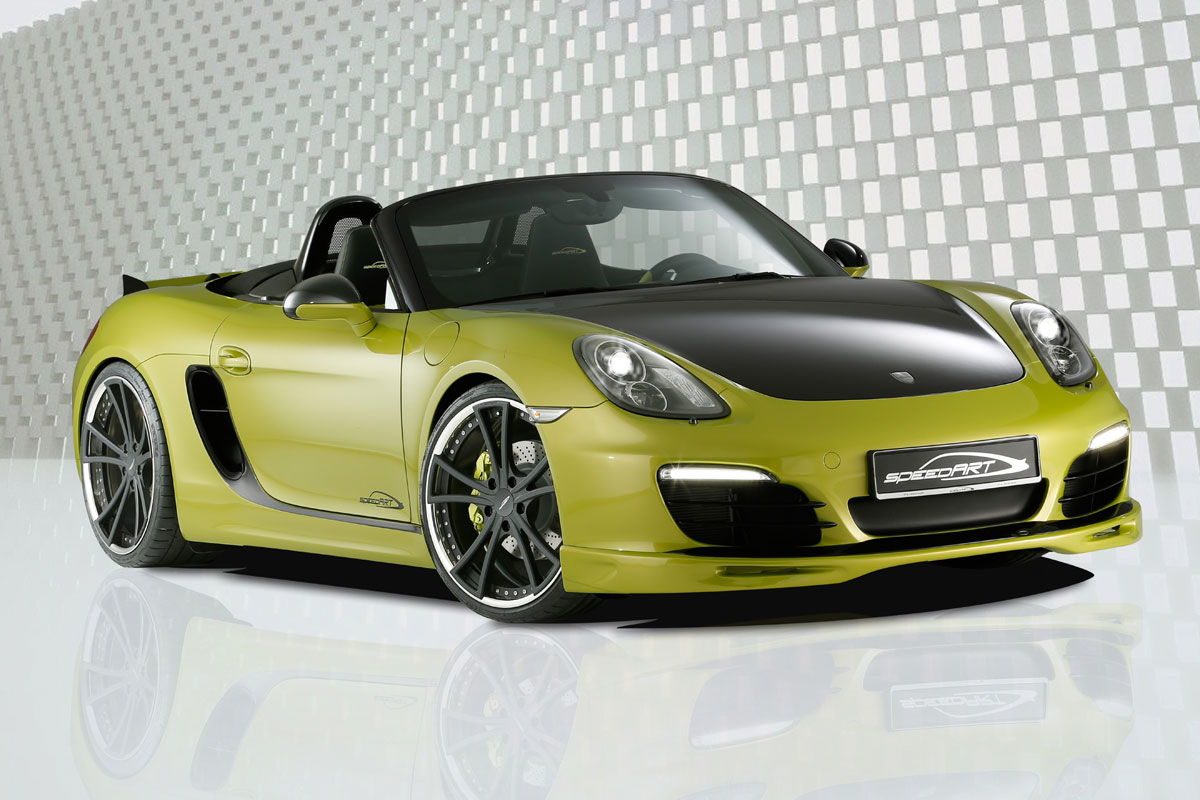 porsche tuning speedart porsche boxster sp81 r tuning package. Black Bedroom Furniture Sets. Home Design Ideas