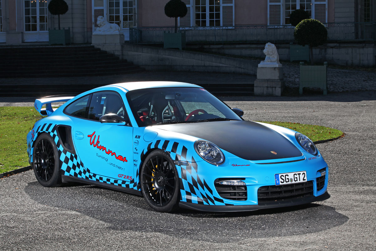 wimmer racing porsche 911 gt2 rs packs 760kw. Black Bedroom Furniture Sets. Home Design Ideas