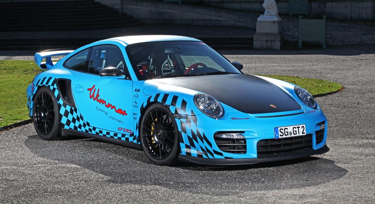 wimmer racing porsche 911 gt2 rs packs 760kw. Black Bedroom Furniture Sets. Home Design Ideas
