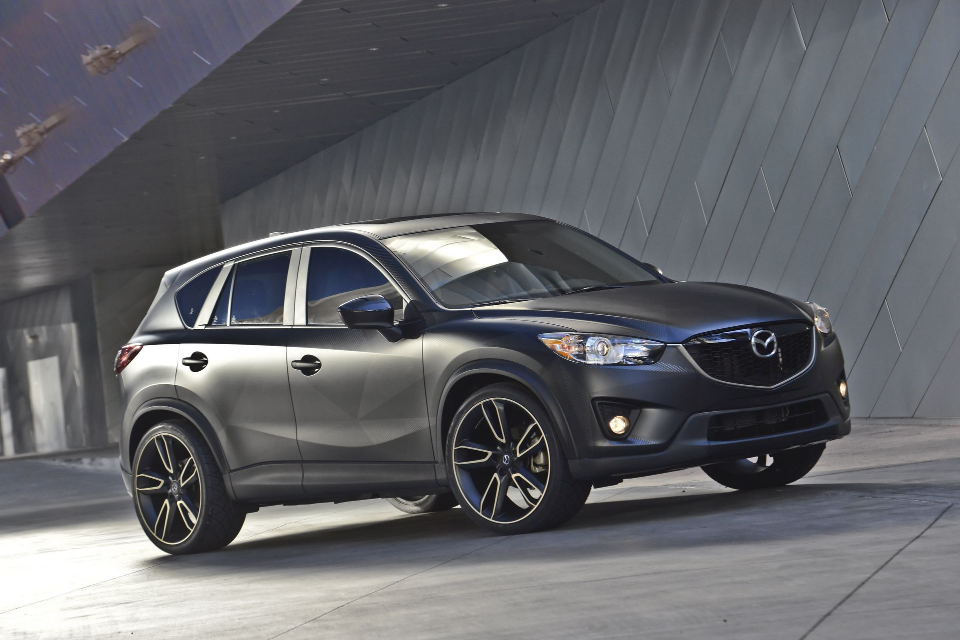 Custom Mazda CX-5 Urban Unveiled at SEMA 2012 - ForceGT.com