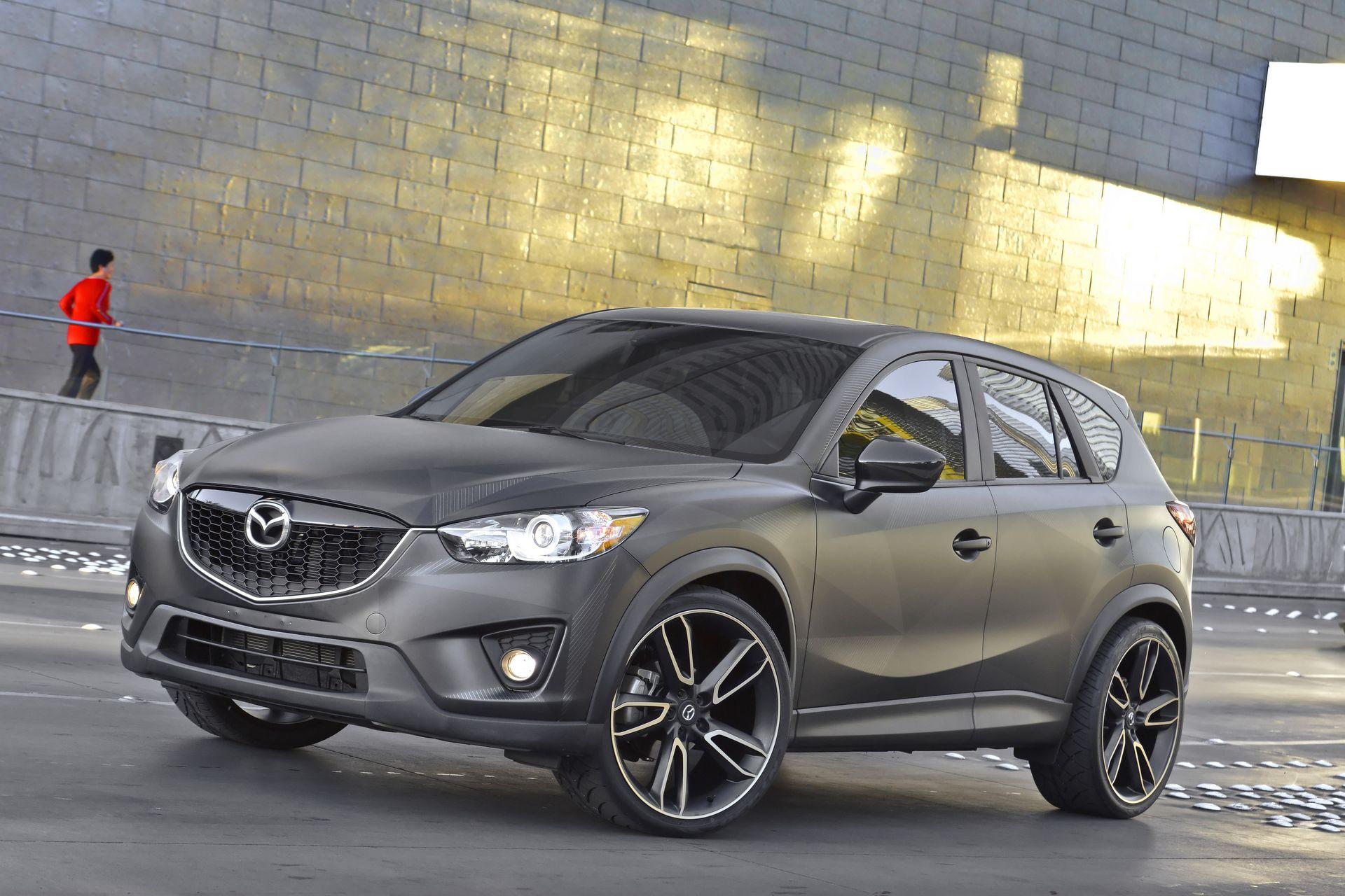 Custom Mazda CX-5 Urban Unveiled at SEMA 2012 - ForceGT.com