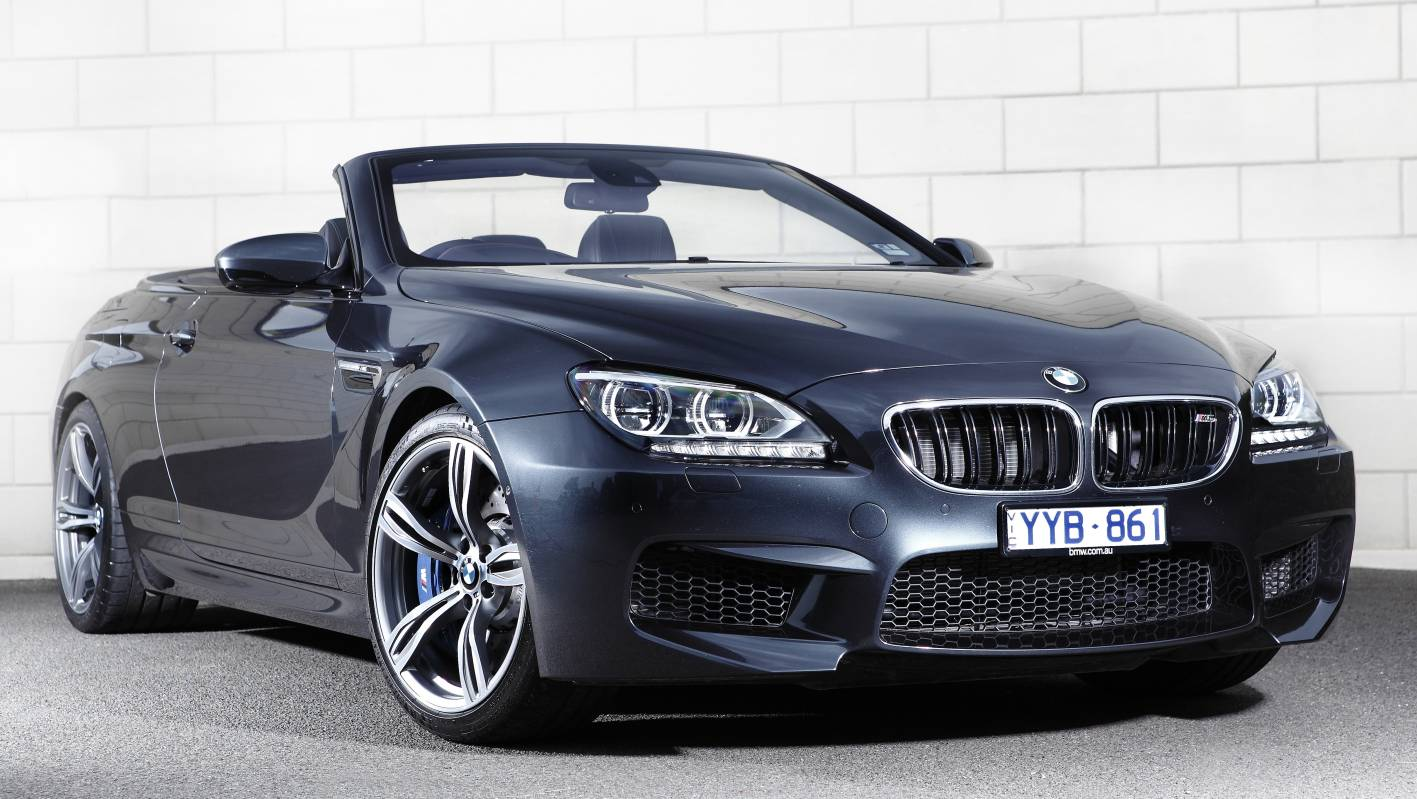2013 bmw m6 coup and convertible available now in. Black Bedroom Furniture Sets. Home Design Ideas