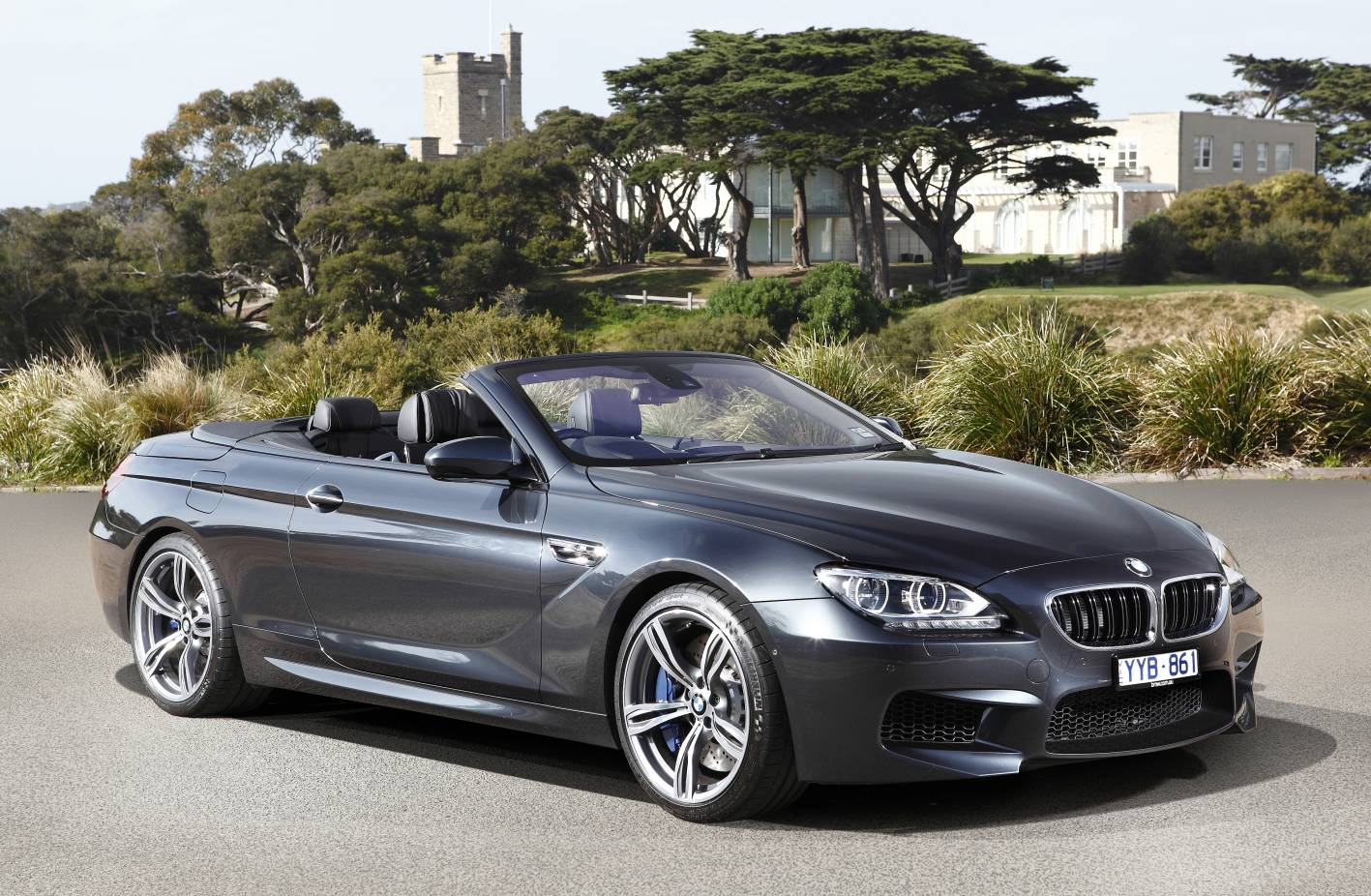 2013 bmw m6 coup and convertible available now in australia. Black Bedroom Furniture Sets. Home Design Ideas