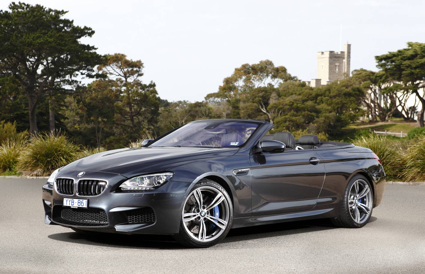2013 Bmw M6 Coup 233 And Convertible Available Now In Australia Forcegt Com