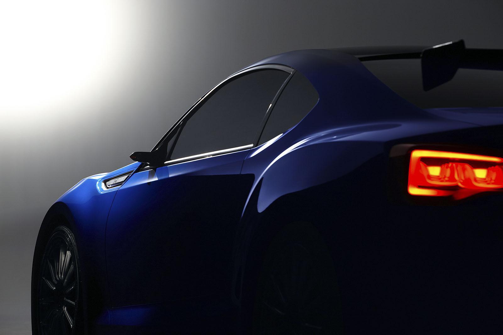 Subaru Cars News 171kw Brz Sti To Be Naturally Aspirated