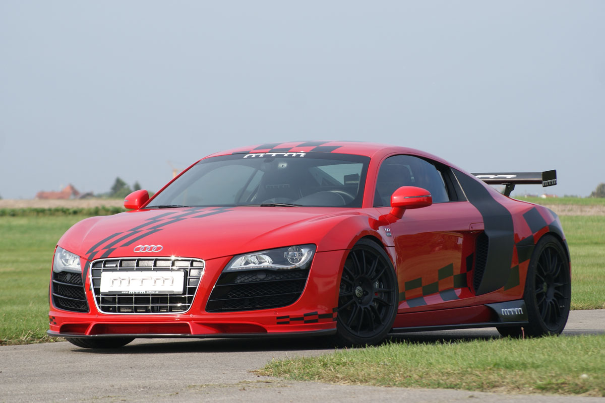 Mtm Offers Audi R8 Gt Performance Package Forcegt Com