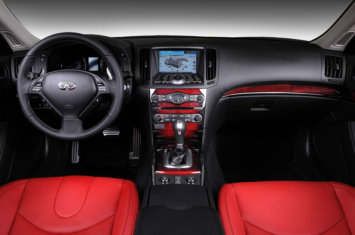 Infiniti cars news g37 pricing specifications - Infiniti g37 red interior for sale ...