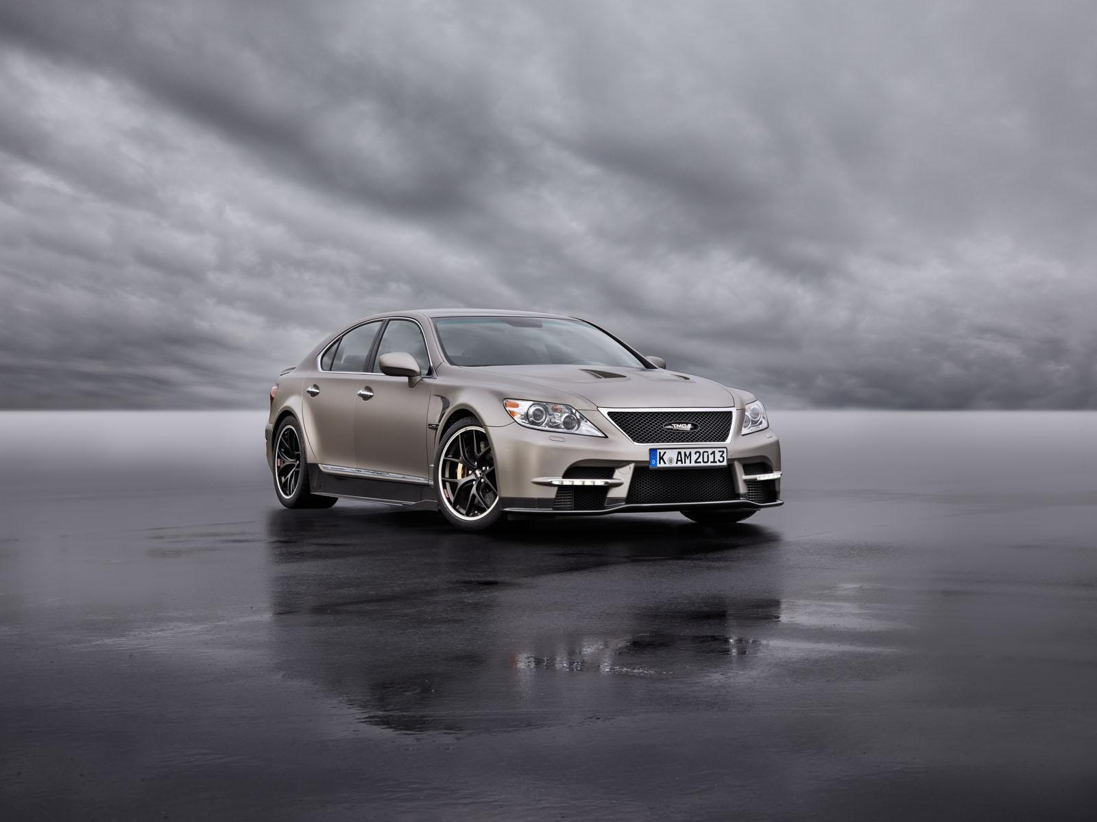 lexus cars   tuning ls based tmg sports 650 concept
