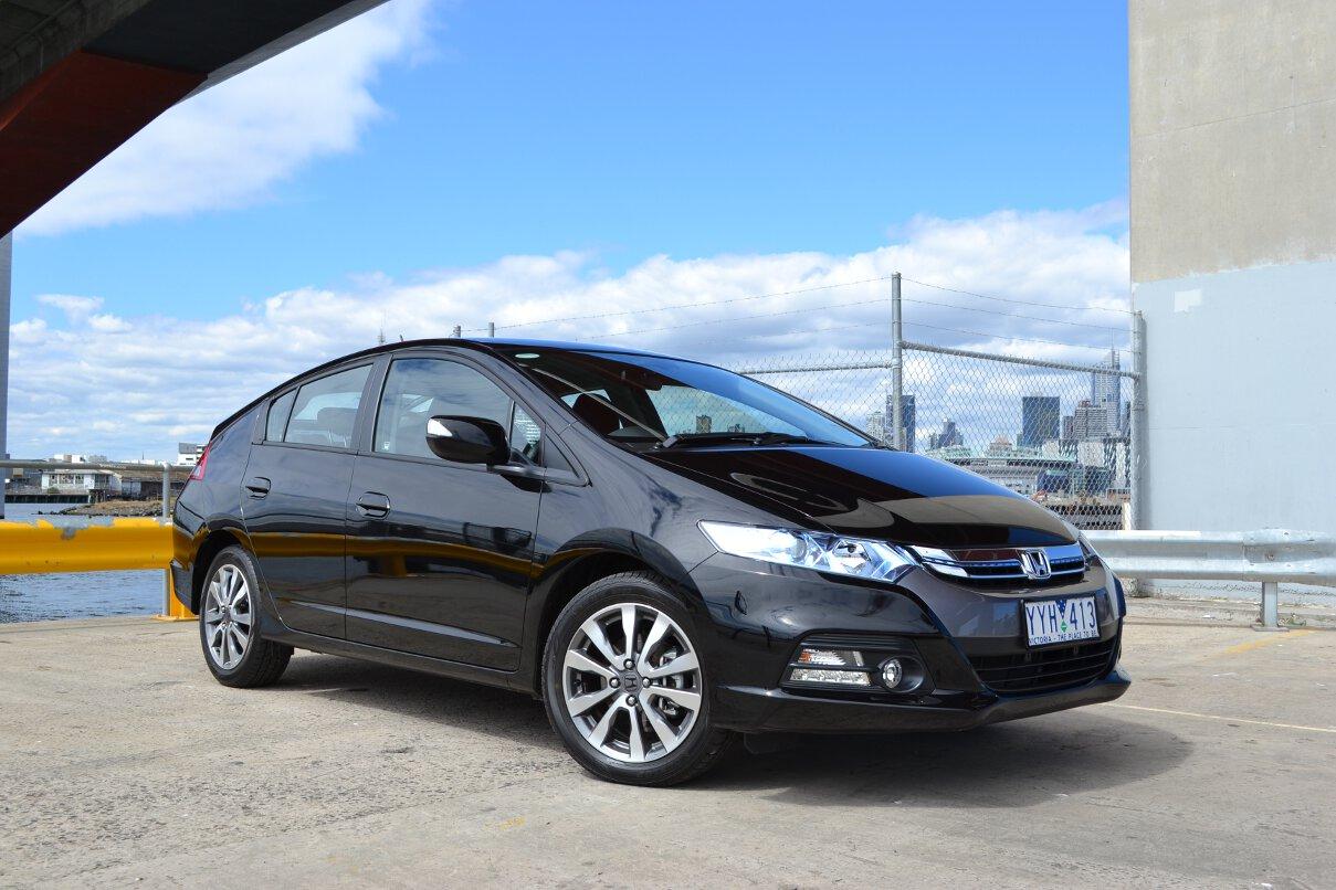 Nice Honda Insight Review: 2012 Insight Hybrid