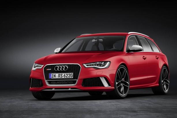 Audi RS6 Avant-2