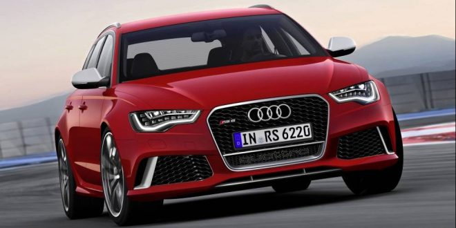 Audi RS6 Allroad reportedly coming in 2017