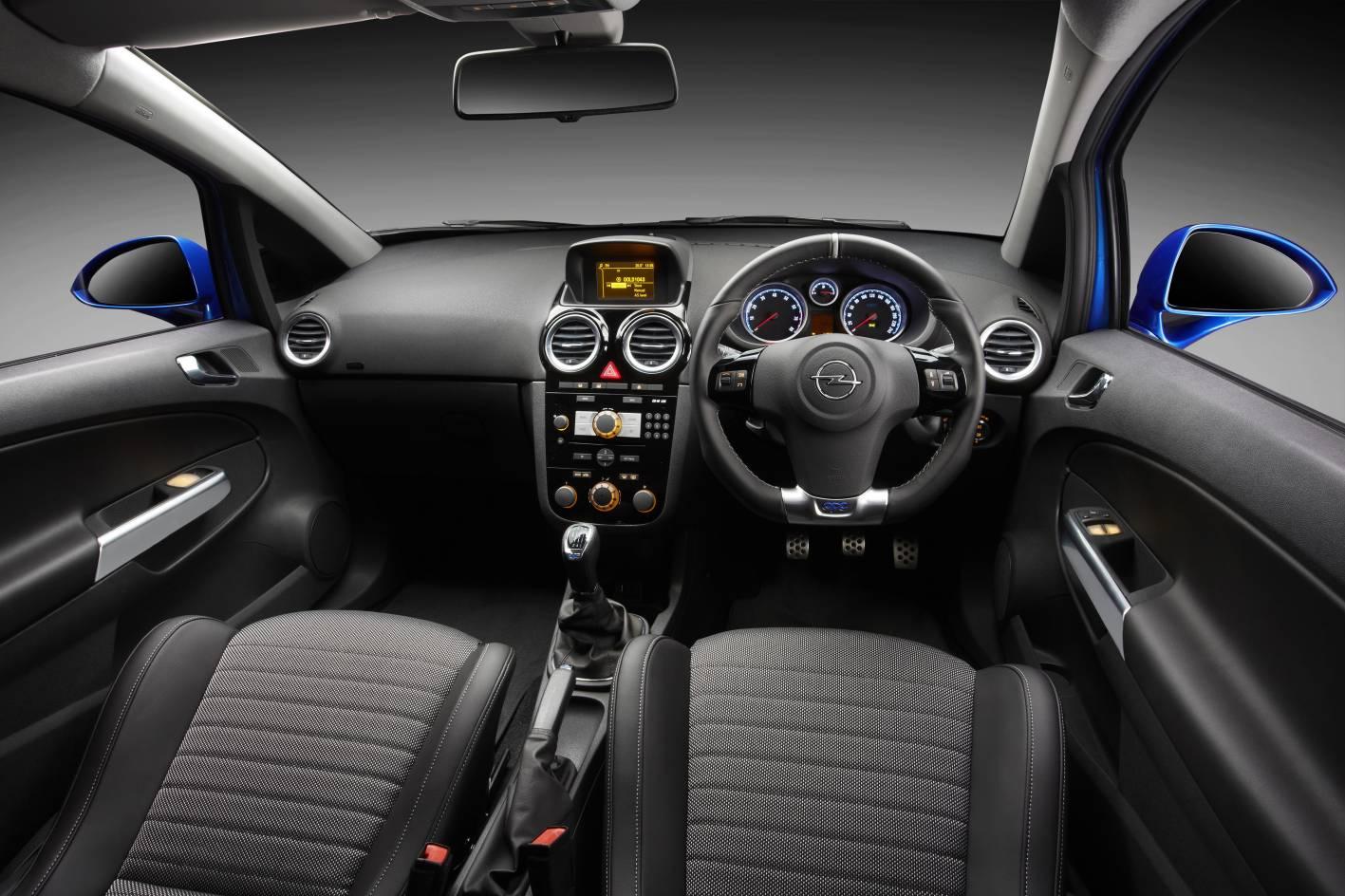 Corsa Opc Interior Forcegt Com