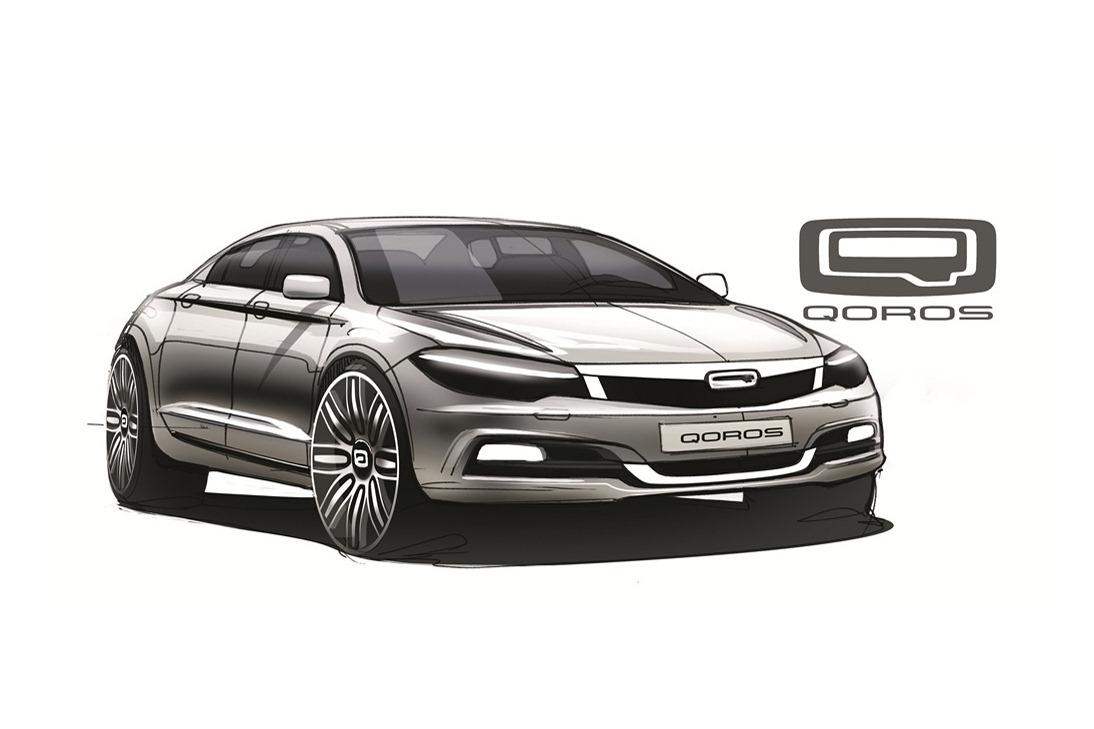 Qoros prestige sedan rendering-1