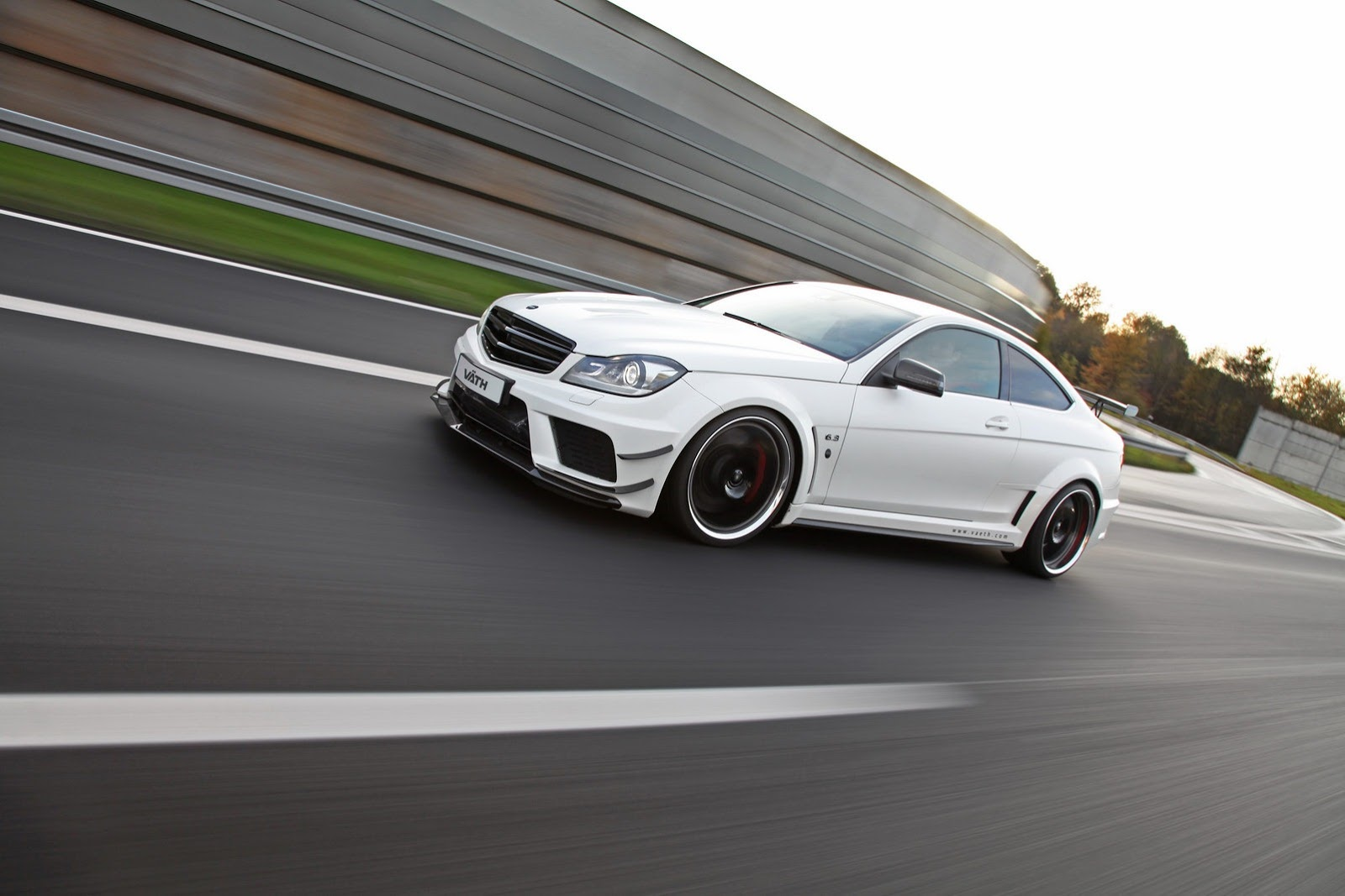 Vath offers mercedes c63 amg black series performance for Performance mercedes benz