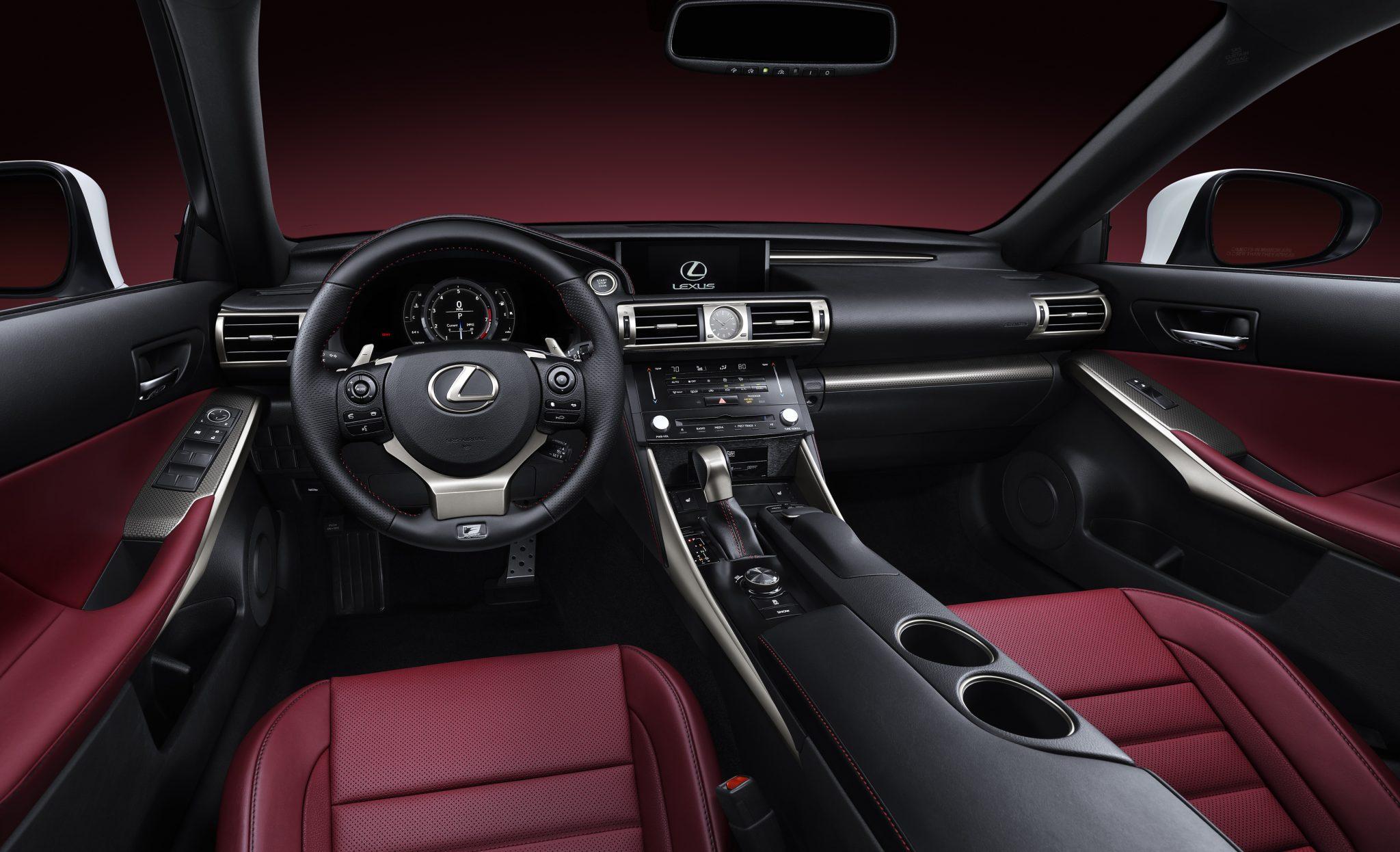 Lexus Cars News 2013 Lexus Is First Official Photos